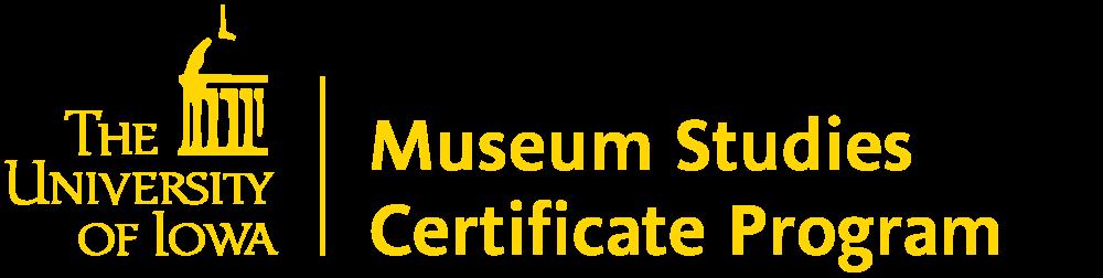 studies museum program certificate social iowa university uiowa museumstudies edu